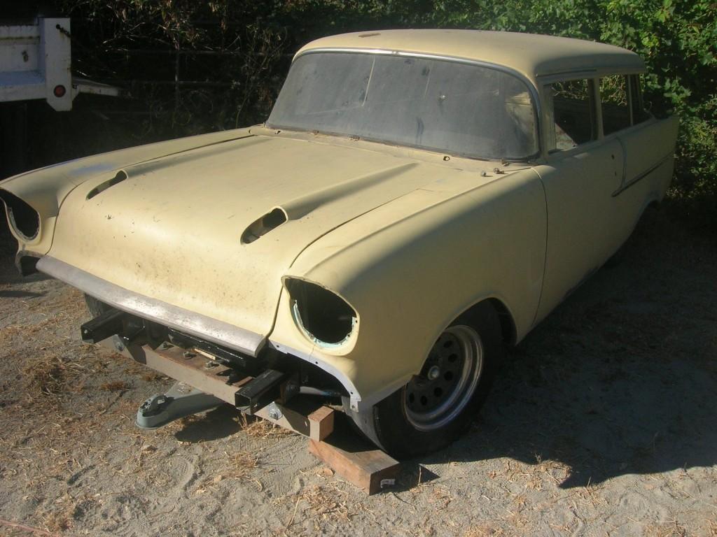 1957 Chevy Handyman 150 Project
