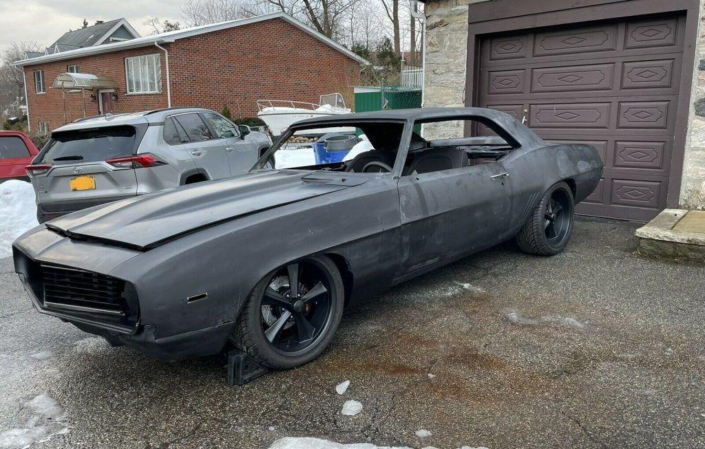1969 Chevrolet Camaro project [pro touring beast]