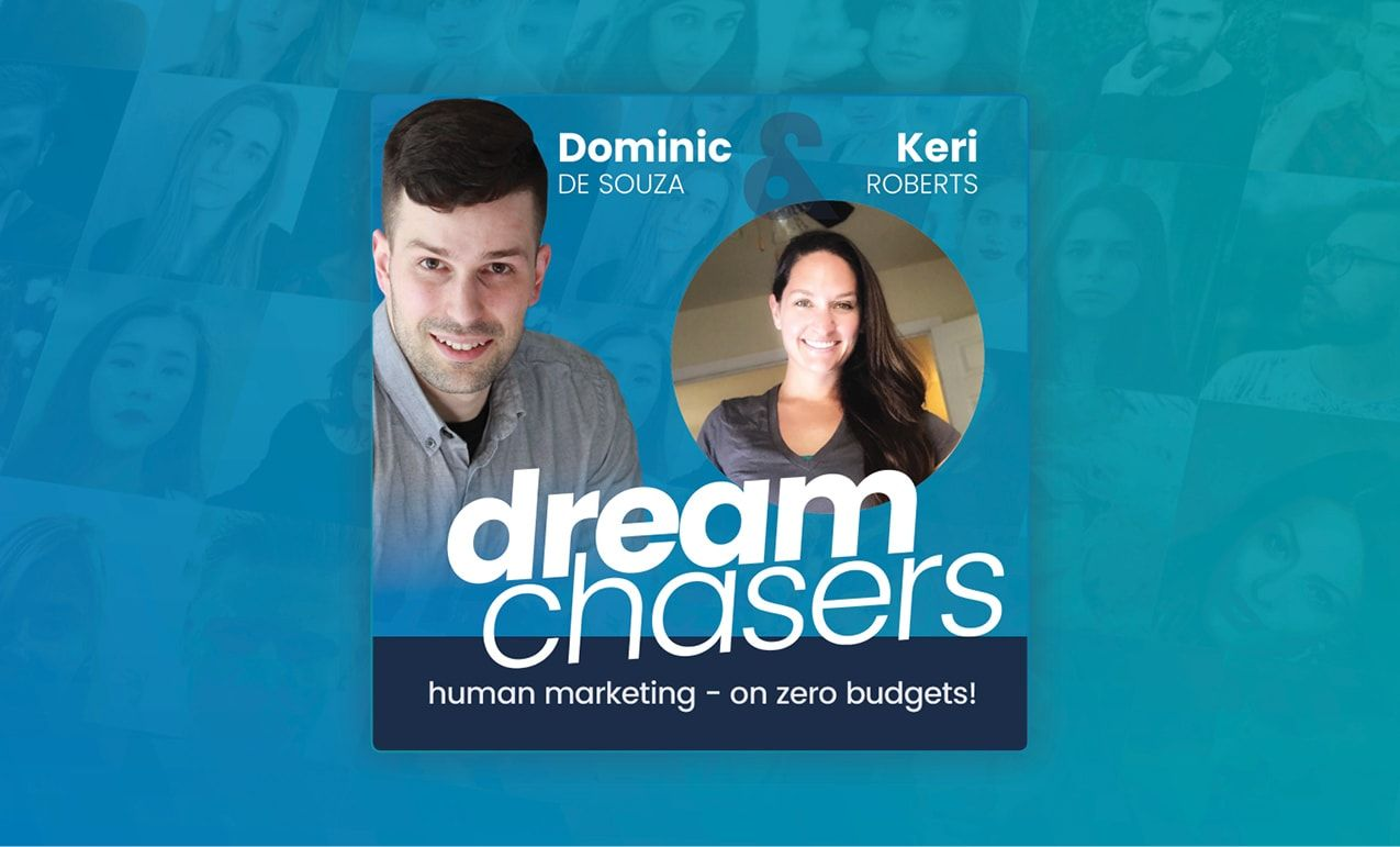 3 reasons a podcast could be amazing for your brand - with Keri Roberts