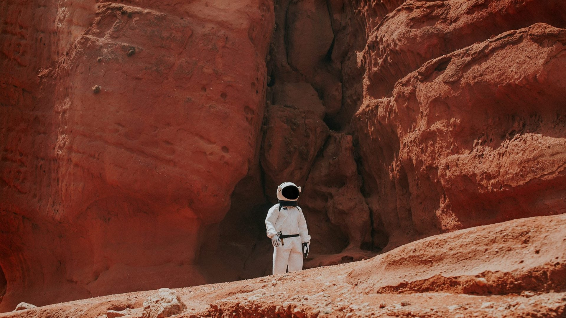 Why our future is not on Mars – as much as I'm psyched to go there