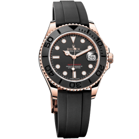 Yacht-Master- Everose Gold Ceramic Watch