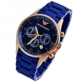 FULL BLUE WITH CHRONOGRAPH