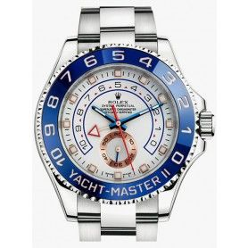 YACHT-MASTER OYSTER PERPETUAL, 40 MM, STEEL AND PLATINUM