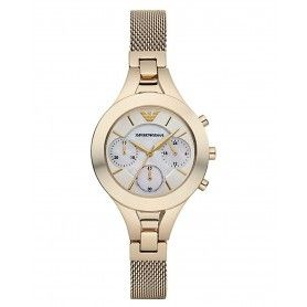 GOLD TONE LADIES' WATCH