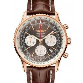 NAVITIMER Brown Dial 01