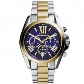 Michael Kors Bradshaw Ladies Watch Silver/Gold