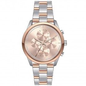 Michael Kors Women's Slater Two-tone Stainless Steel Bracelet Watch