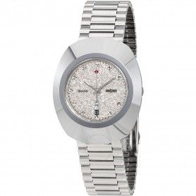 RADO Diastar Automatic White Dial Men's Watch