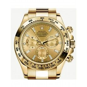 COSMOGRAPH DAYTONA OYSTER, 40 MM,  GOLD