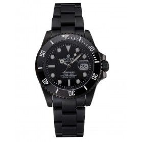 Submariner Automatic with Black Dial Watch
