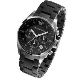 Black Tazio CHRONOGRAPH