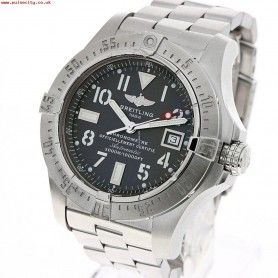 BREITLING Avenger Seawolf Slate Grey Dial Automatic Men's Watch