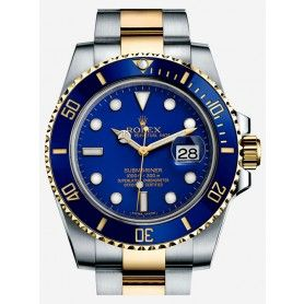 SUBMARINER DATE OYSTER PERPETUAL, 40 MM, STEEL AND YELLOW GOLD