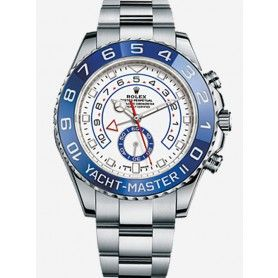 Yachtmaster || - White & BLUE