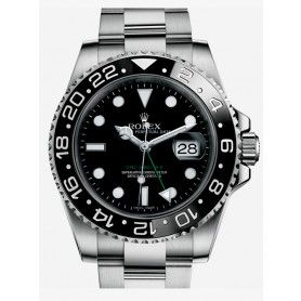 GMT-MASTER II OYSTER, 40 MM, STEEL