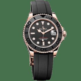 Yacht-Master- Everose Gold Ceramic Watch
