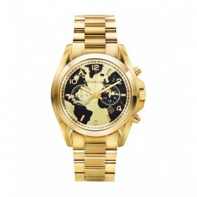 MAP CHRONOGRAPH WATCH WITH DATE