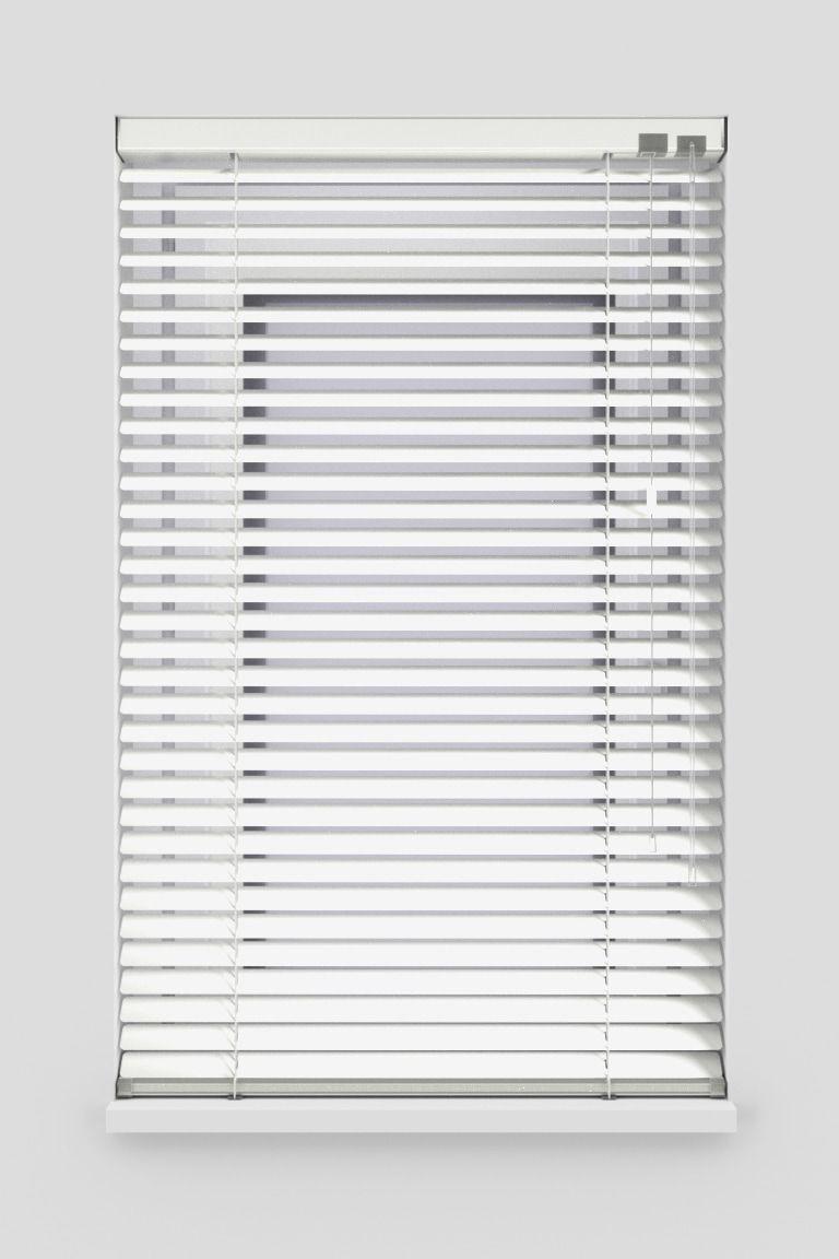 Aluminium jaloezie 25mm