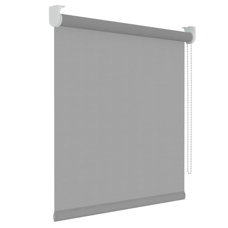 Rolgordijn - Lichtdoorlatend - Grijs - 150cm x 190cm