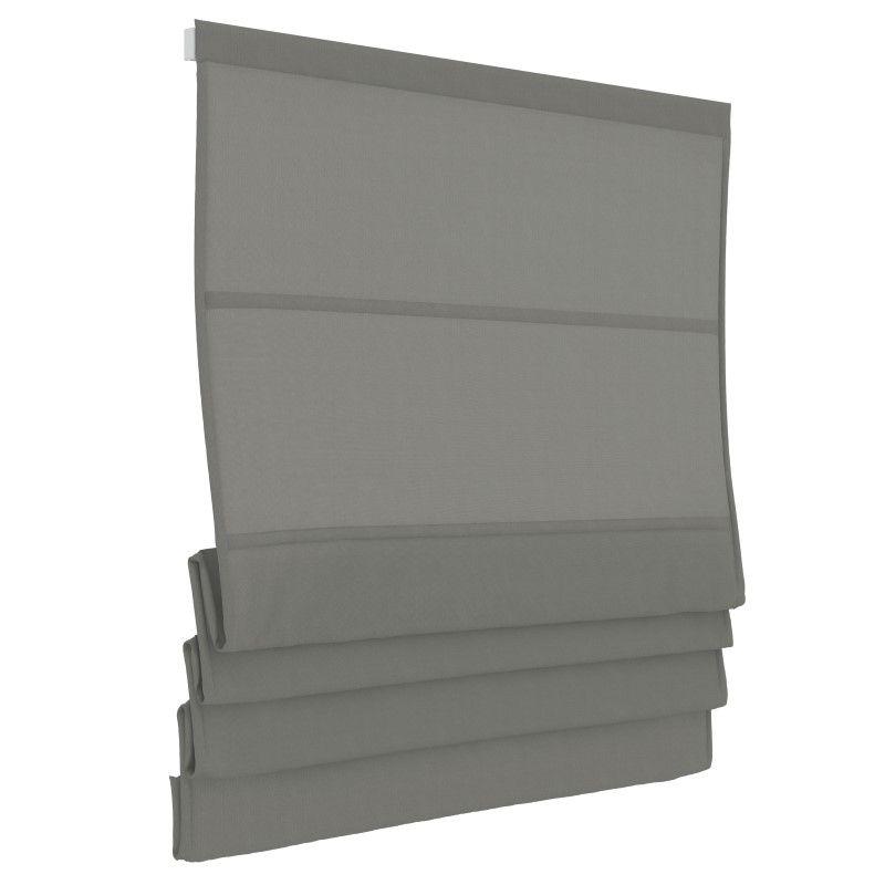 Vouwgordijn - Taupe - Lichtdoorlatend - 160cm x 180cm