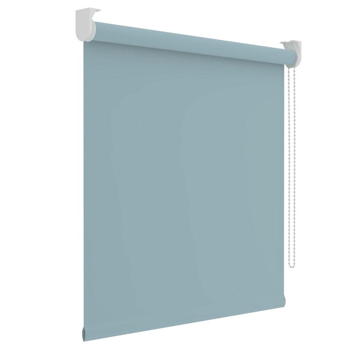 Rolgordijn - Verduisterend - Licht blauw - 60cm x 190cm
