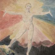 William Blake, Albion Rose, ca 1793.