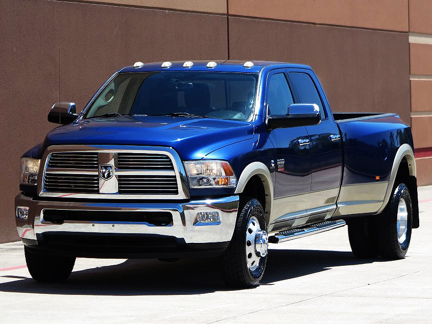 2011 Dodge Ram 3500 Laramie Crew cab