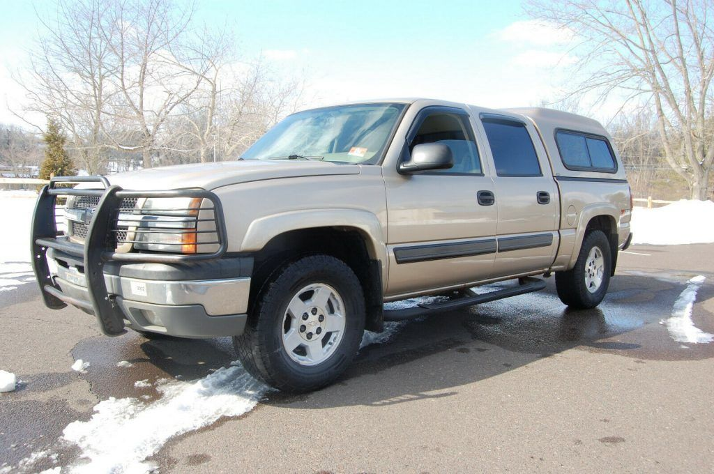 2005 Chevrolet Silverado 1500 Crew Cab [well equipped]