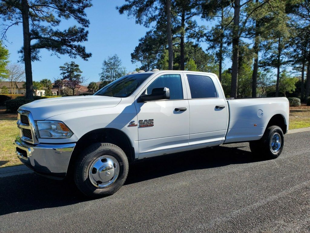 2015 Ram 3500 Tradesman Long Bed Crew Cab [mechanically excellent]