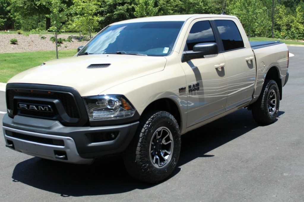 2017 Ram 1500 Rebel 1500 Crew Cab [loaded with goodies]