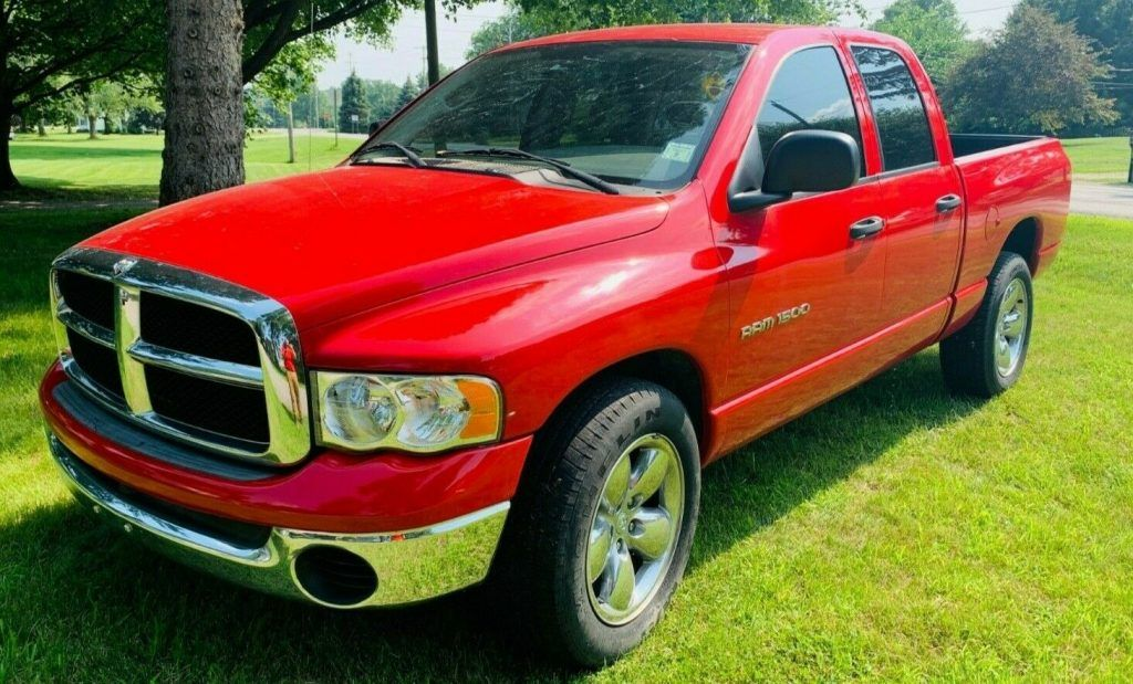 2005 Dodge Ram 1500 crew cab [ready to be driven]