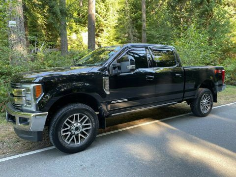2019 Ford F-250 SRW Crew Cab [well optioned] for sale