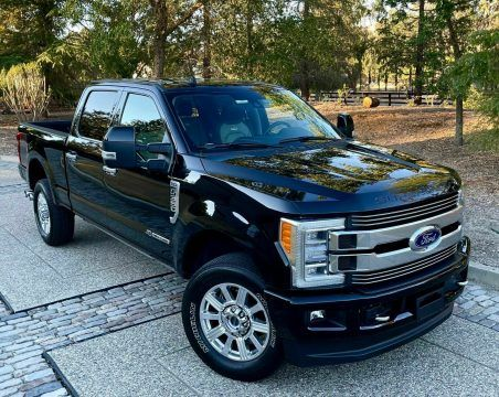 2019 Ford F-350 Super Duty Limited Crew Cab [every available option possible] for sale