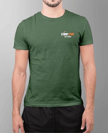 Stinky Stuff ™ T-Shirt Green
