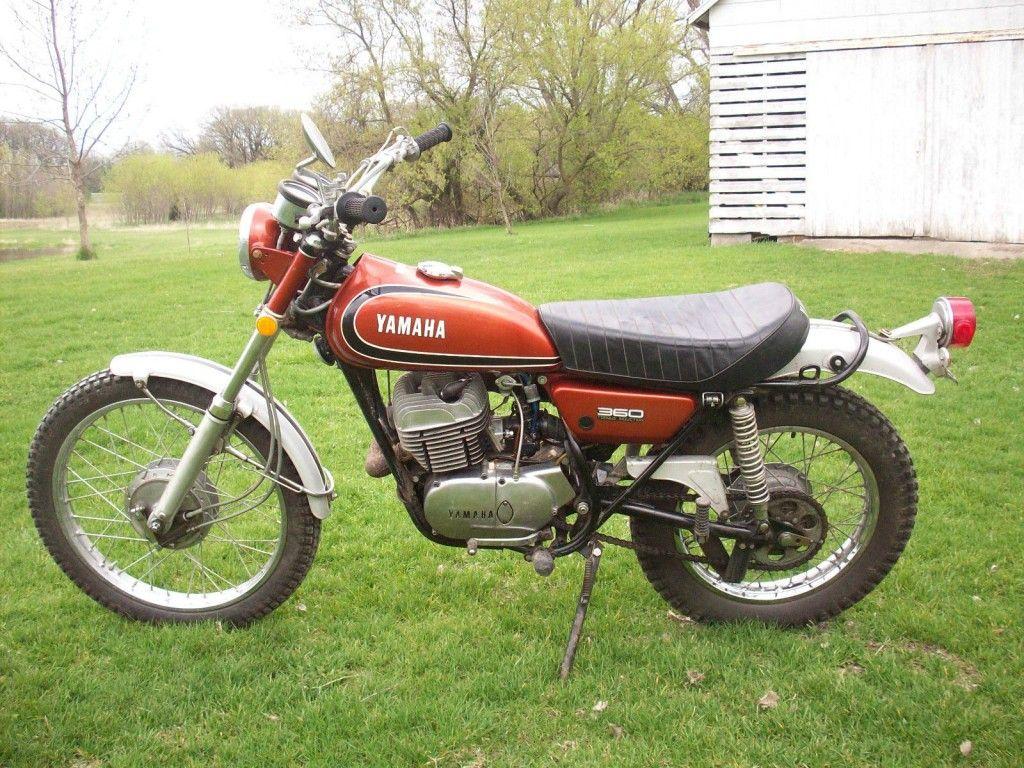 1973 Yamaha RT3 360 2 stroke
