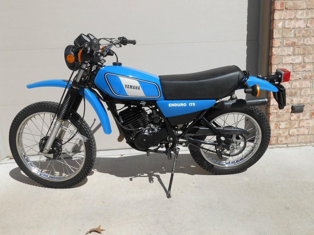1978 Yamaha 175