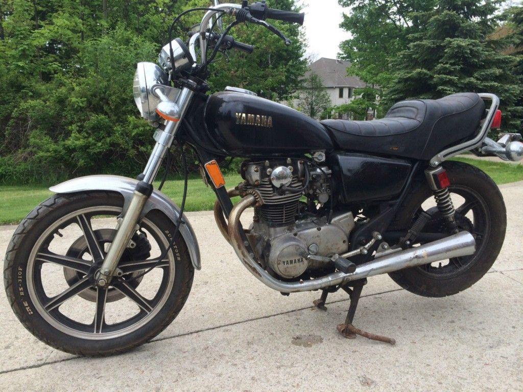 1985 Yamaha XS XS650 Cafe Custom Bobber Chopper