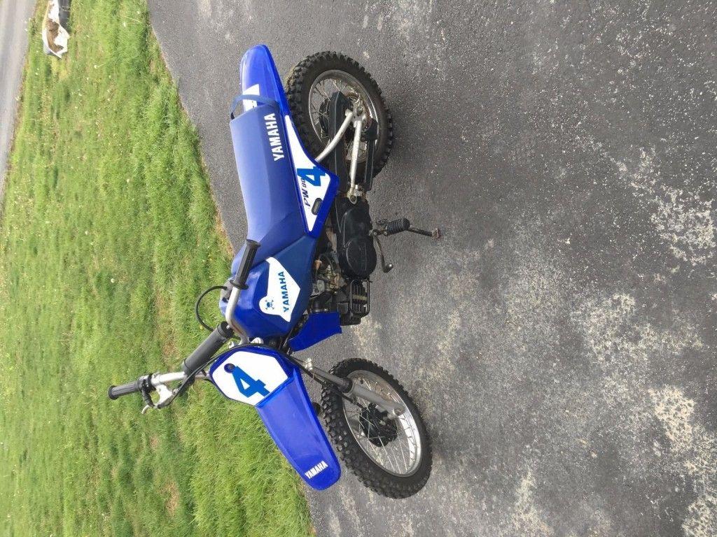 2003 Yamaha 80 Dirtbike