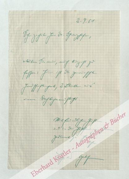 Ahlsen, Leopold, Schriftsteller (geb. 1927).