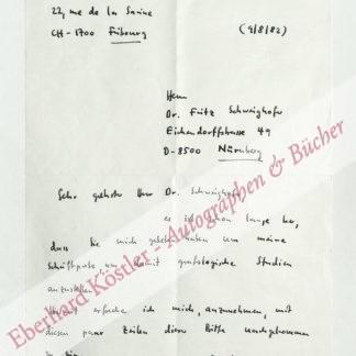 Balmer, Dres, Schriftsteller (geb. 1949).