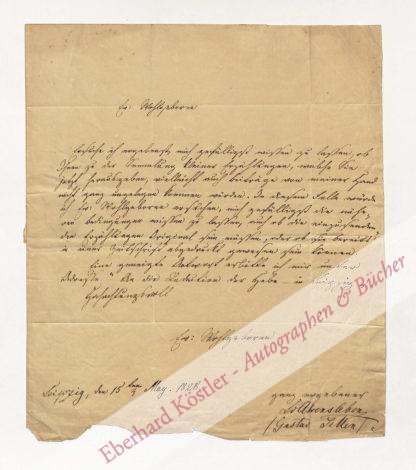 Alvensleben, Ludwig von (Pseud. Gustav Sellen), Schriftsteller (1800-1868).