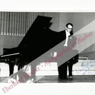 Engel, Karl, Pianist (1923-2006).