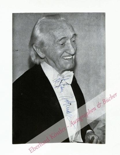 Askenase, Stefan, Pianist (1896-1985).