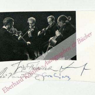 Janácek-Quartett -