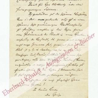 Kannegießer, Karl Erwin, Schriftsteller und Pädagoge (1834-1898).