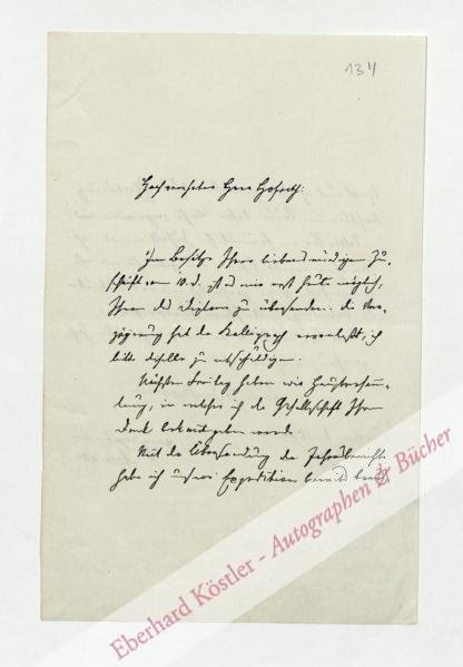 Arendts, Karl, Geologe und Mineraloge (1815-1881).