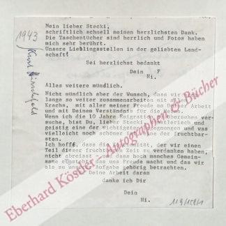 Hirschfeld, Kurt, Regisseur und Dramaturg (1902-1964).