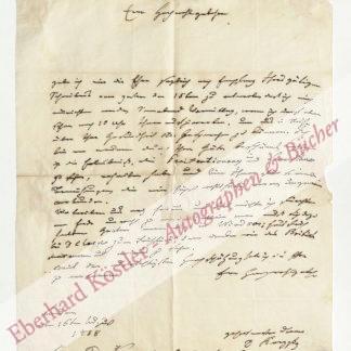 Kreysig, Friedrich Ludwig, Arzt und Reiseschriftsteller (1769-1839).