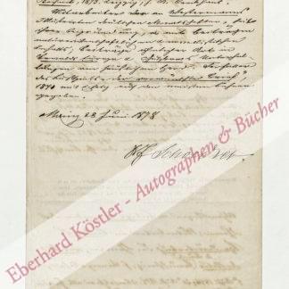 Schödler, Friedrich, Pädagoge und Naturwissenschaftler (1813-1884).