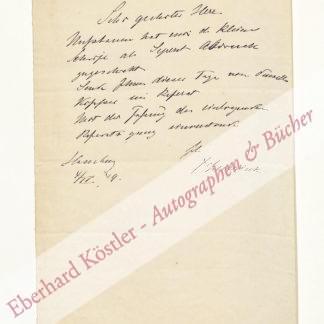 Leisering, Heinrich Wilhelm Franz, Mediziner (1845-1885).
